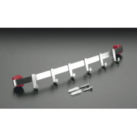 Barra colgador para utensilios de cocina 38 cm for Colgador utensilios cocina